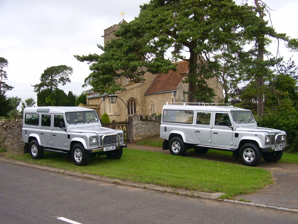 Landrover Hearse & Limousine