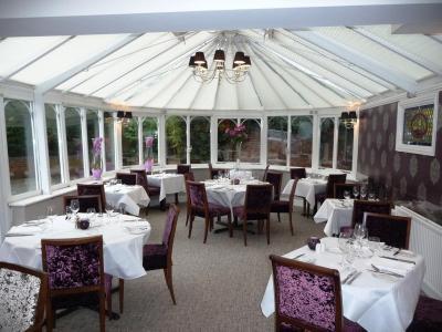 Boxmoor Lodge Hotel Conservatory Restaurant